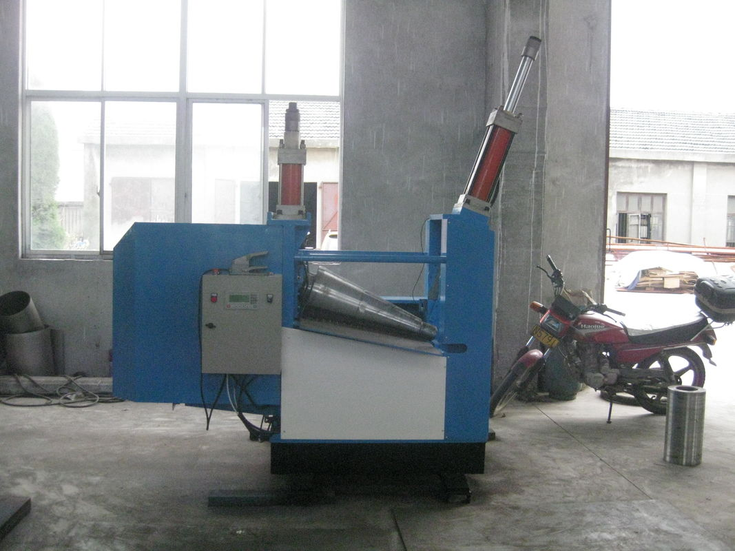 Conical Plate Rolling Machine 2 Roll Plate Bending Machine For Petroleum Industry
