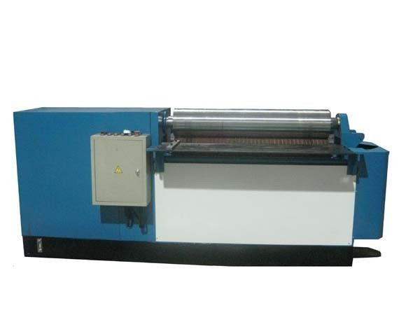 Automated 2 Roll Plate Bending Machine For Gas Cylinder Production