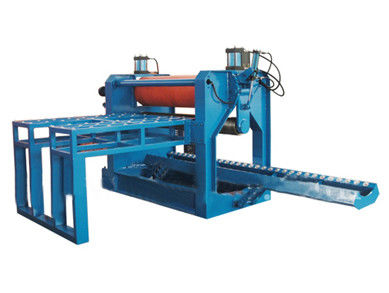 Automated 2 Roll Plate Bending Machine Hydraulic Power 4 Rev/Min Roller Speed