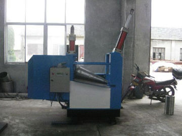 China Automatic Conical Roller Bending Machine Steel Plate Forming 5.5kw High Precision factory