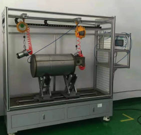 China High Precision Airtight Gas Tightness Testing Machine SUH409 SUH441 Material factory