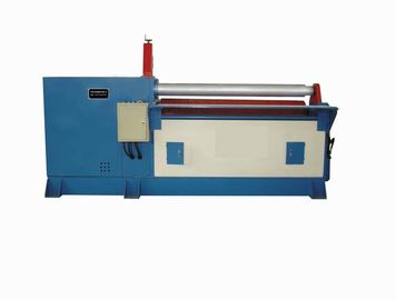 Sheet Metal 2 Roll Plate Bending Machine Rolling Straight Cylindrical Workpiece