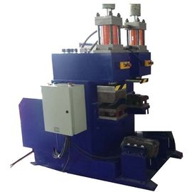 SCR Production Flanging Machine Efficiency Sheet Metal Flanger Machine