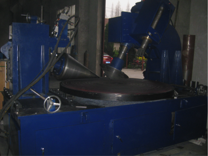 Conical Plate Rolling Machine 2 Roll Plate Bending Machine For Petroleum Industry 0